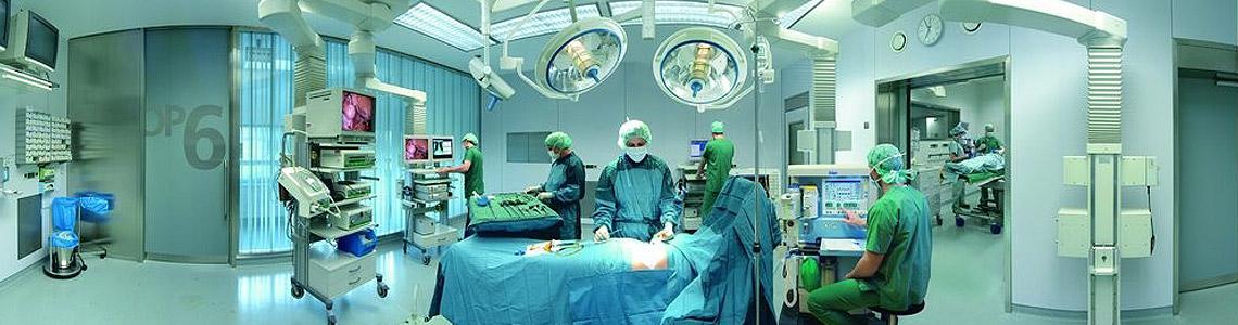 Medizin- und Labortechnik-Planern